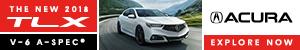 The New Acura 2018 TLX