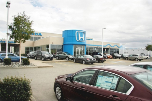 Hours directions continental auto group for Honda dealership hours