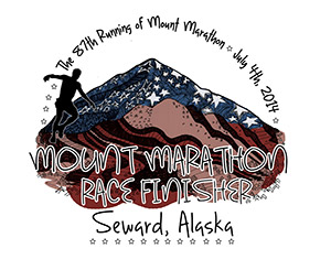 Mt. Marathon in Seward, Alaska