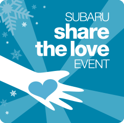 Continental Subaru Share the Love