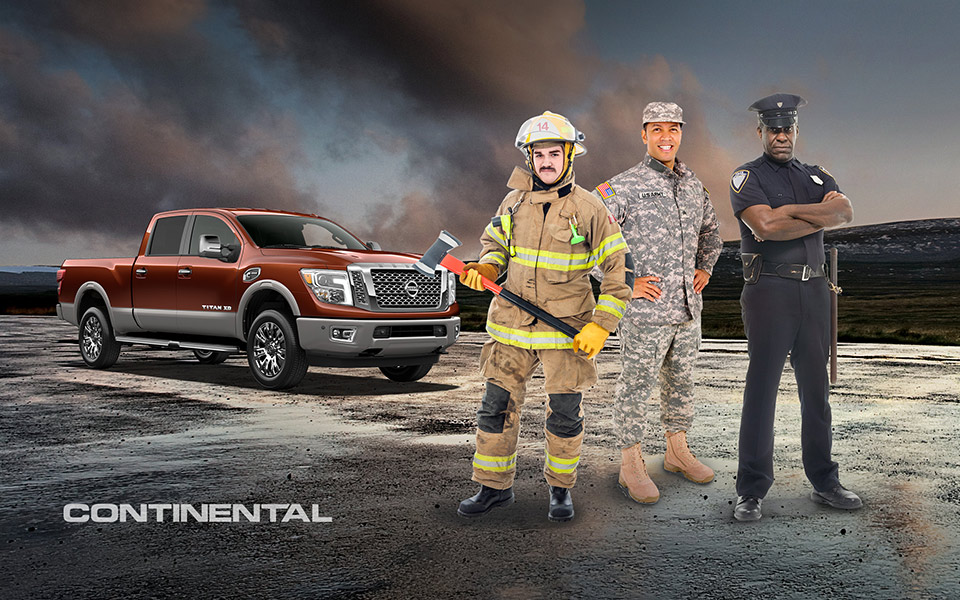 15% Off Parts and Labor For Seniors and First Responders. Thank you for serving our community!