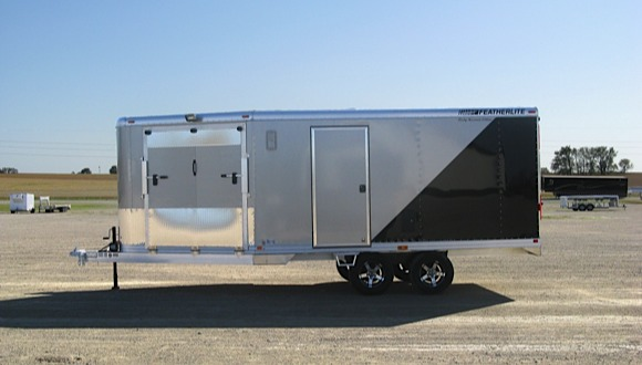 Wiring Diagram For Featherlite Trailers : Featherlite car trailer wiring diagram hopkins way