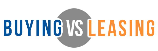 buy vs leasing