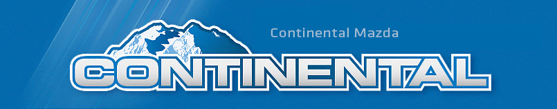continental auto group - logo - alaska mountains