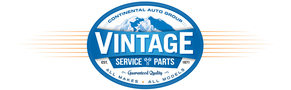 Continental Auto Group Vintage Program Logo