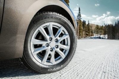 Toyo All-Weather Tires Put To Test