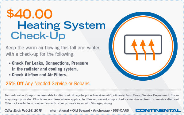 Heating System Checkup