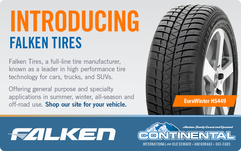 Introducing Falken Tires