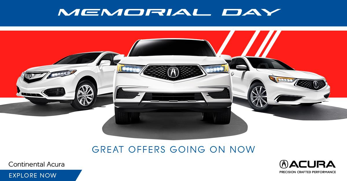 18May Acura Memorial Day